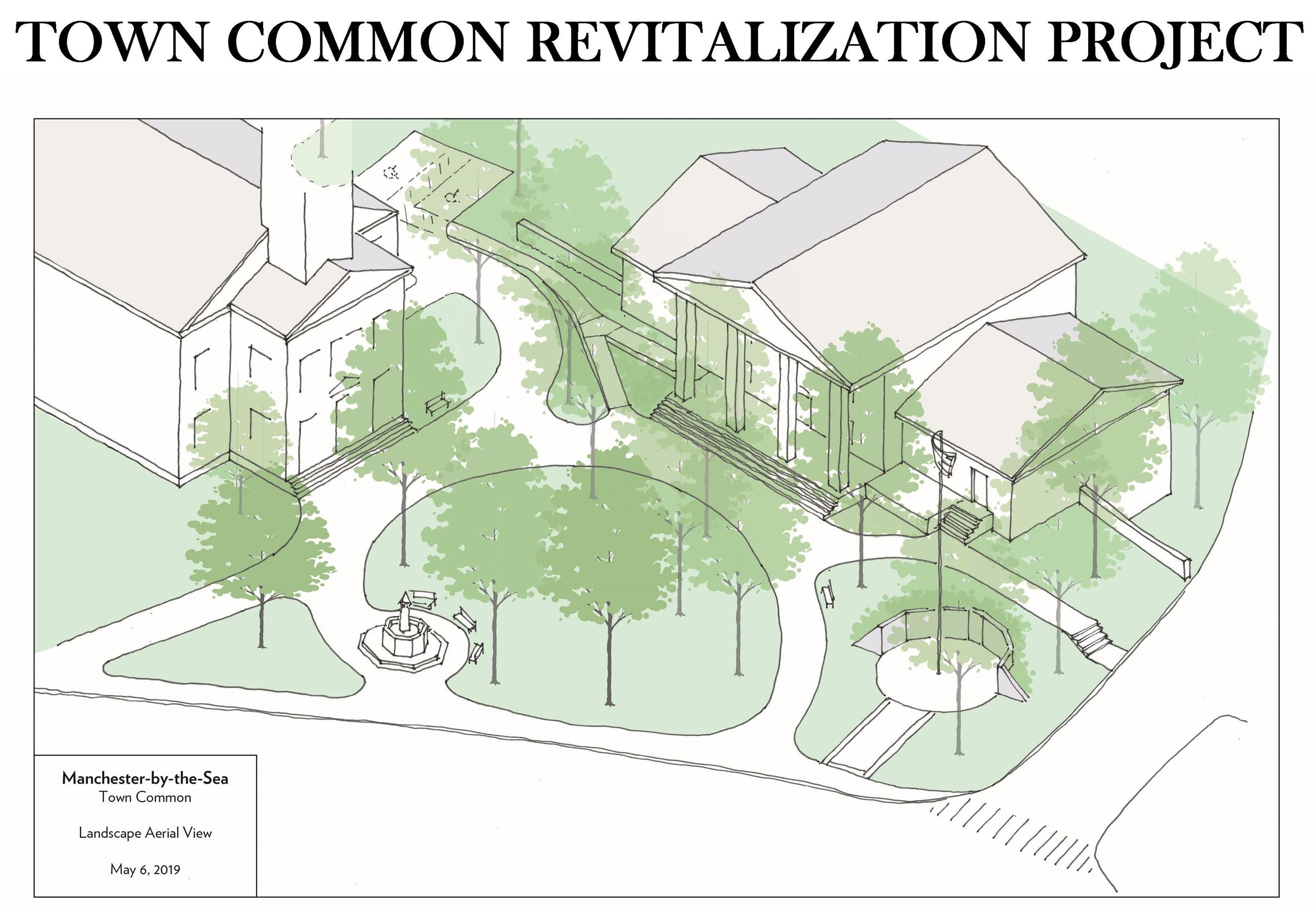 Town Common Revitalization