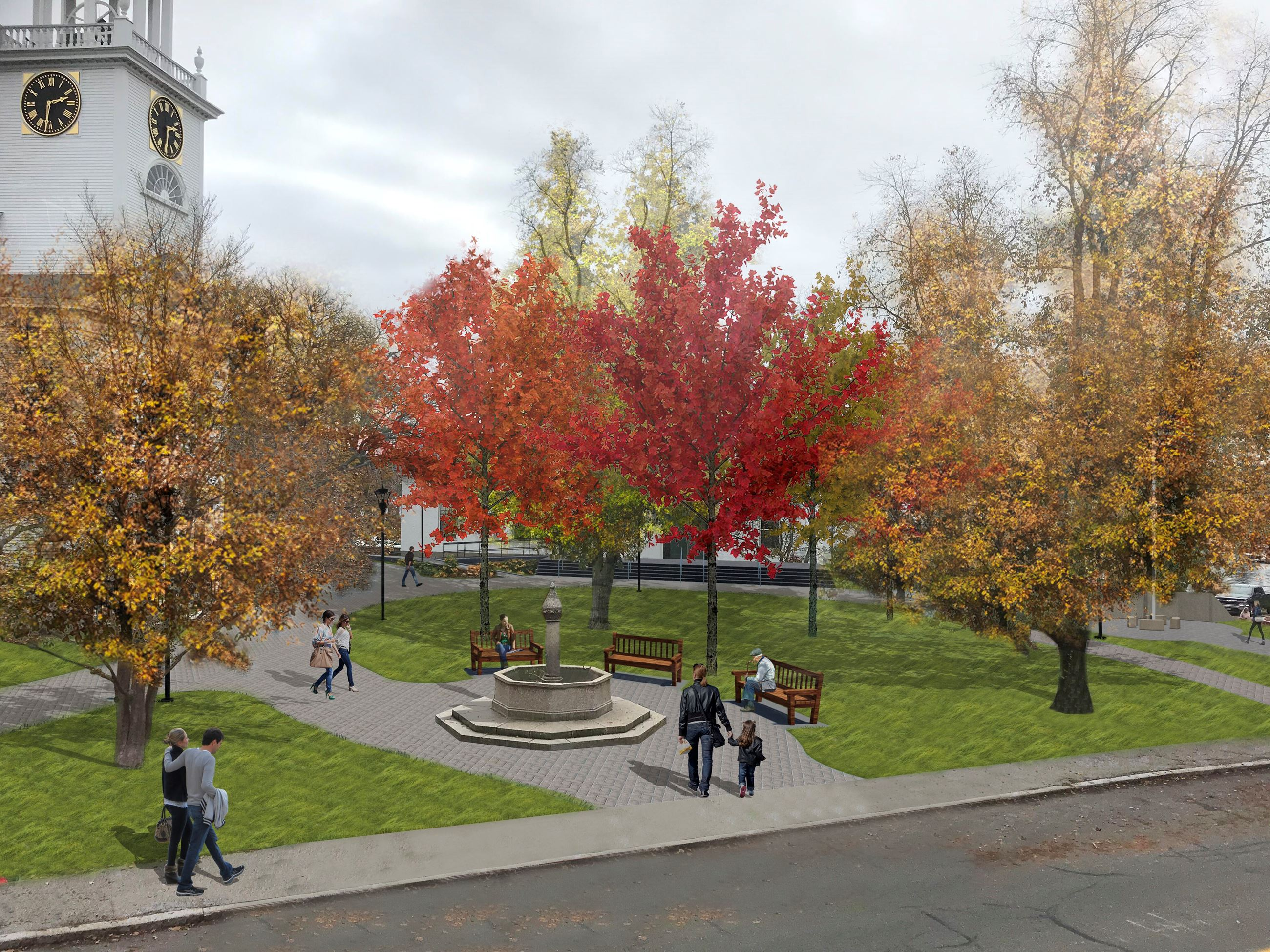 Town Common proposed image
