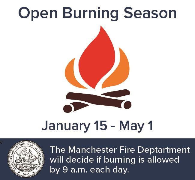 Open Burning Season
