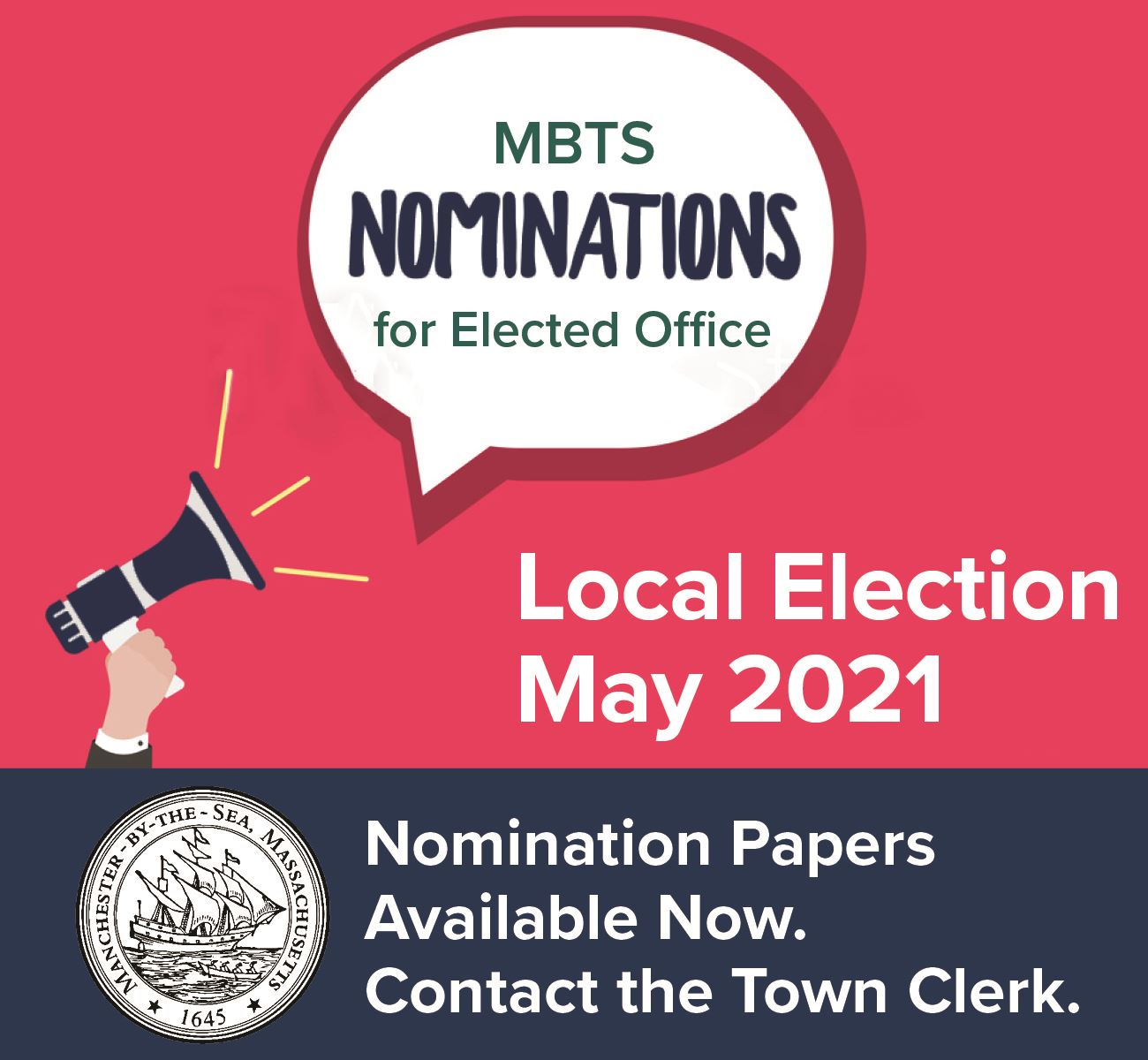 2021 Nomination papers